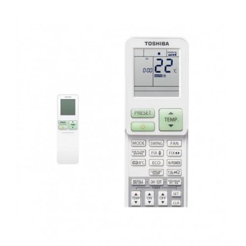 Control Aire acondicionado Toshiba Shorai 10 Split pared 2,5 Kw