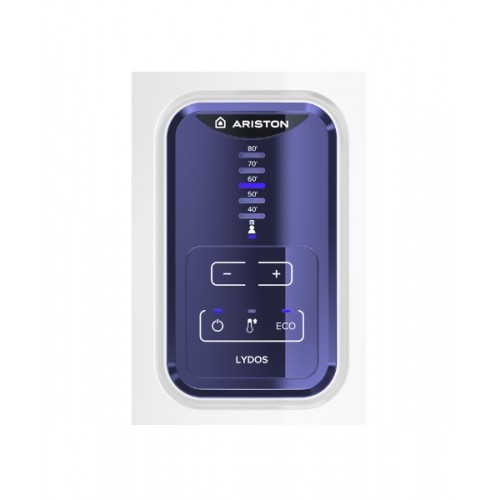 Display Termo eléctrico Ariston LYDOS ECO Blu 100L