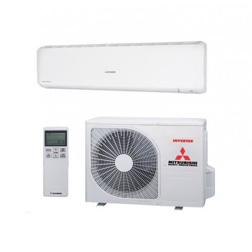 Aire acondicionado con filtro alergénico Mitsubishi SRK-63-ZR-W A++/A++