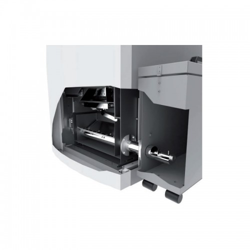 Compactador de cenizas de Caldera de Pellets AMG Boiler 28 PA