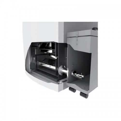 Compactador de cenizas de Caldera de Pellets AMG BOILER 34 PA
