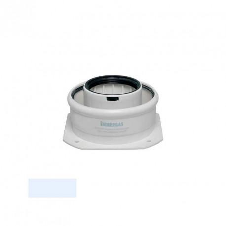Salida de gases de Caldera de condensación mixta Immergas VICTRIX Maior TT 35