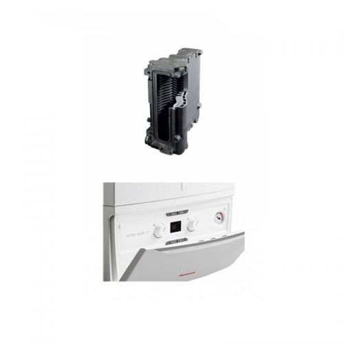 Panel de control de Caldera de condensación mixta Immergas VICTRIX Maior TT 35