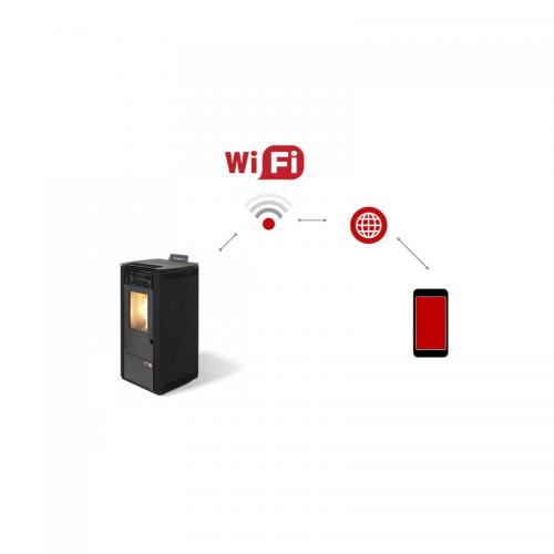 Control WiFi para estufas de pellets maXlor (AMG)