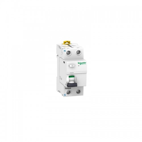 Interruptor diferencial Superinmunizado Schneider A9R61240 de 2p, 40A 30mA