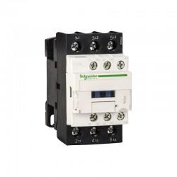 Contactor Schneider LC1D12F7 Tesys D - 3P(3 NA) - AC-3 440V 12 A - 110 V CA bobina