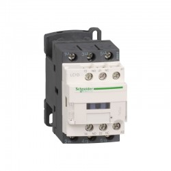Contactor Schneider LC1D12P7 Tesys D - 3P(3 NO) - AC-3 440V 12 A - 230 V CA bobina