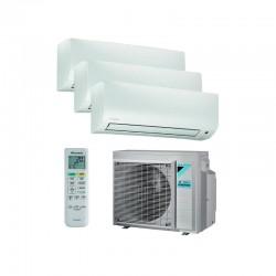 Aire acondicionado DAIKIN Inverter Multi split 3x1 - COMFORA 3MXP52M1 (25+25+25) gas R32
