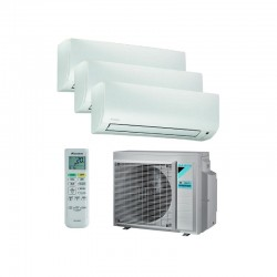 Aire acondicionado DAIKIN Comfora MULTI R-32 Inverter 3x1 3MXP52M2 (35+25+25)