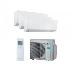 Aire acondicionado DAIKIN Inverter 3x1 MULTI R-32 3MXM40N9 + FTXM20R (20+20+20) de 4 kW