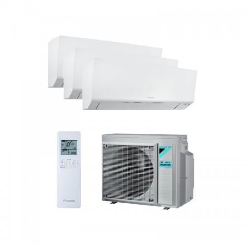 Aire acondicionado DAIKIN Inverter 3x1 MULTI R-32 3MXM52N9 + FTXM25R (25+25+25) de 5.2 kW