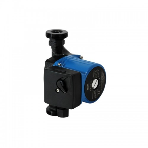 Bomba circuladora de agua solar SLR 25/6-130 (Racords incluidos) BCN Bombas 9098
