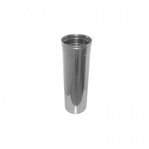 Tubo acero inox 316L simple pared Ø 130 mm de DINAK SW
