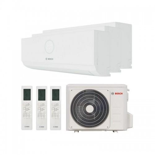 Aire Acondicionado 3x1 WiFi Bosch Multi Climate R32 de 3.5+2.6+2.6 kW