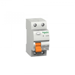 Interruptor diferencial Schneider Electric 15245 ID Domae 2P 40A 30 mA AC