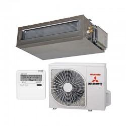 Aire acondicionado por conductos Mitsubishi FDUM71VHNP-W de 6000 frigorías (R32)