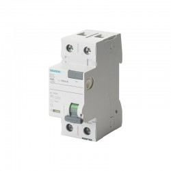 Interruptor diferencial 2P 40A 30 mA Clase A SIEMENS 5SV3314-6