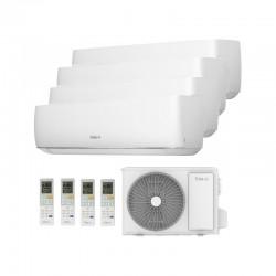 Aire acondicionado 4x1 Inverter de 8 kW FREEO COND80W 35+25+25+25 (R32)