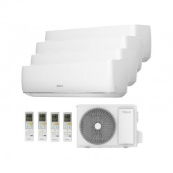 Aire acondicionado 4x1 de 10 kW FREEO COND100W 35+25+25+25 (R32)