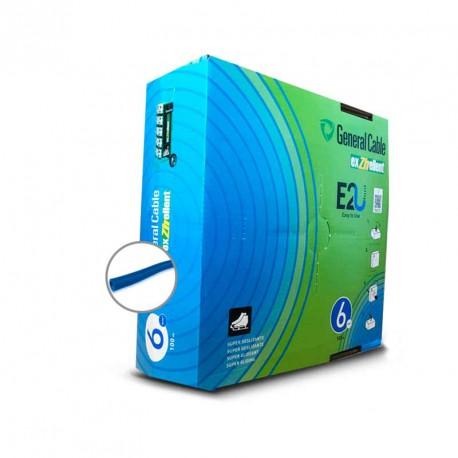 Cable unifilar eléctrico libre halógenos EXZHELLENT-XXI 6 mm2