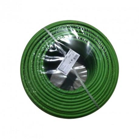 Manguera eléctrica libre de halógenos EXZHELLENT XXI 1000V RZ1-K 3G2,5 100 metros