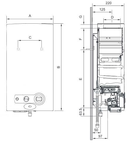 medidas-calentador-junkers-minimaxx-wr11-2b